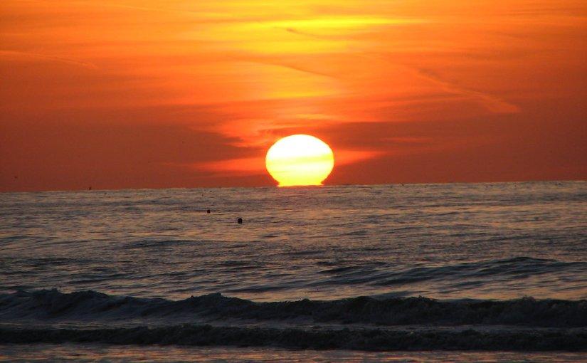 "David Wood's ""Sun Setting in Muddy Water,"" claimRefuted"