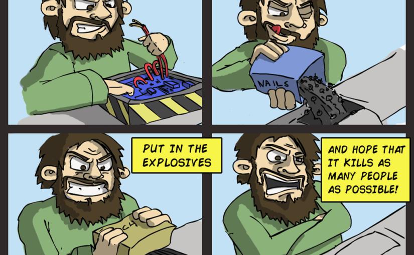 Terrorism isn't always what itSeems
