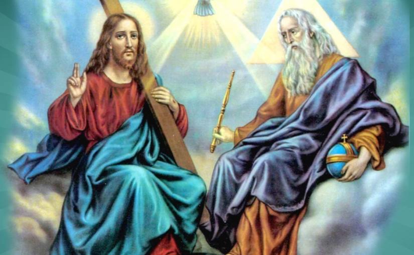 Explaining Trinity and TriuneGOD