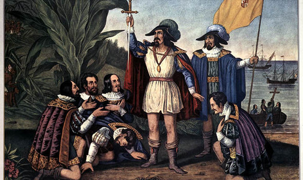 Christian Columbus was far worse than ISIS