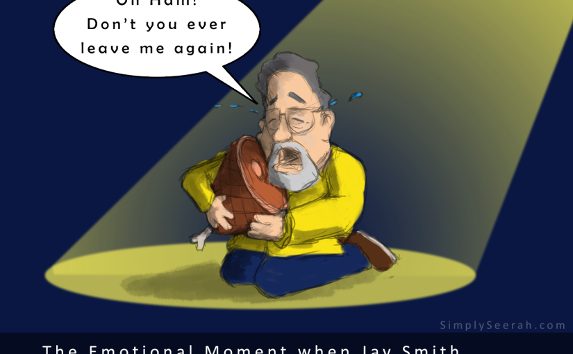 Jay Smith is Finally reunited with hisBeloved…