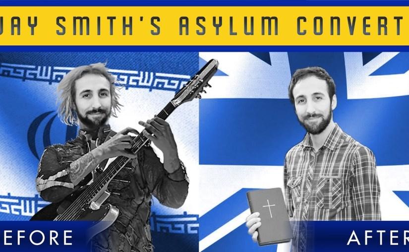 Jay Smith's AsylumConvert