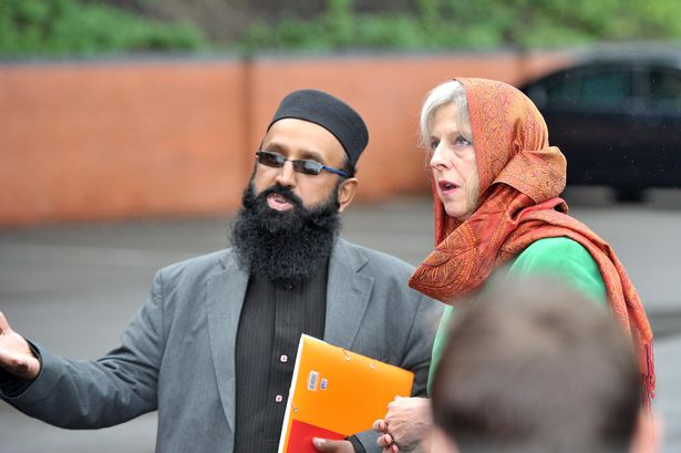 Why Theresa May didn't make a Bold Statement refusing theHeadscarf